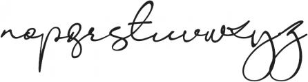 Konya otf (400) Font LOWERCASE