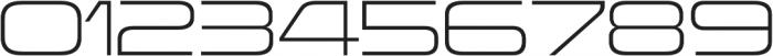 Korataki ExtraLight otf (200) Font OTHER CHARS