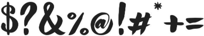 Kosambi Regular otf (400) Font OTHER CHARS
