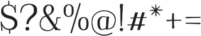 Kowalski2 B otf (400) Font OTHER CHARS