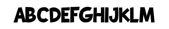 KOALA NAMU DEMO Font LOWERCASE