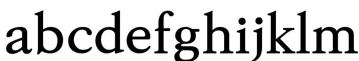 KoPub Batang Bold Font LOWERCASE