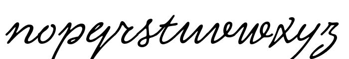 KobzarKS Font LOWERCASE