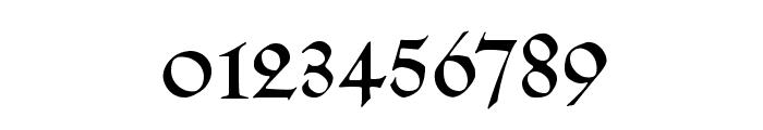 KochAltschrift-Bold Font OTHER CHARS