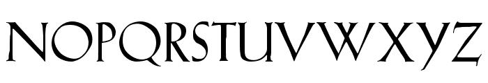 KochAltschrift-Bold Font UPPERCASE