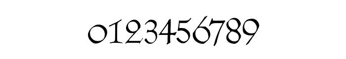 KochAltschriftAlt Font OTHER CHARS