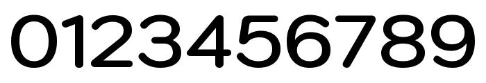 Kodchasan SemiBold Font OTHER CHARS