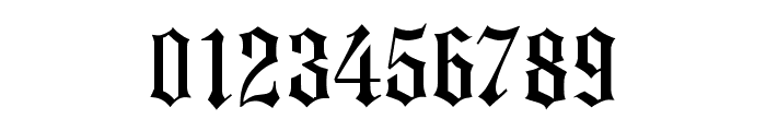 KoenigsbergerGotisch Font OTHER CHARS