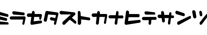 KokeccoKT Font LOWERCASE
