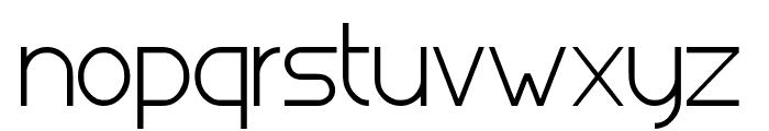 Koln Messe-Deutz Font LOWERCASE