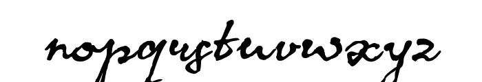 KomaLatin Font LOWERCASE