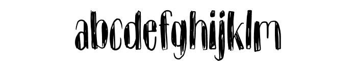 Komfortabel DEMO Regular Font LOWERCASE