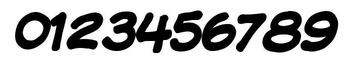 Komika Display Bold Font OTHER CHARS