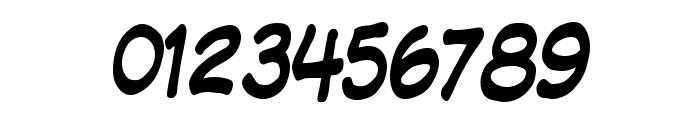 Komika Display Tight Font OTHER CHARS