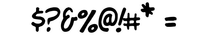 Komika Jam Font OTHER CHARS