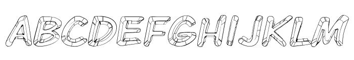 Komika Sketch Font UPPERCASE