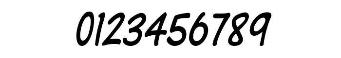 Komika Text Tight Italic Font OTHER CHARS