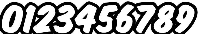 Komika Title - Brush Font OTHER CHARS