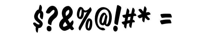 Komika Title - Kaps Font OTHER CHARS