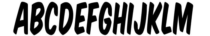 Komika Title - Tall Font UPPERCASE