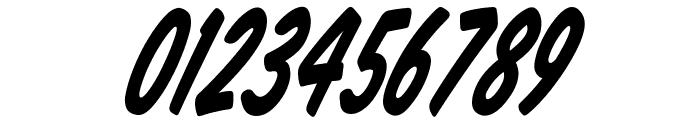 Komika Title - Tilt Font OTHER CHARS