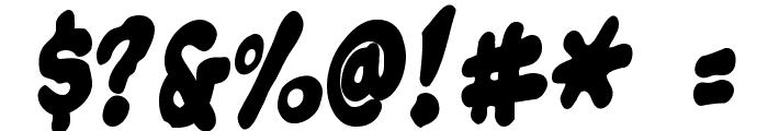 Komikandy Font OTHER CHARS