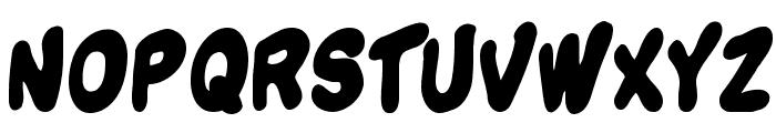 Komikandy Font LOWERCASE