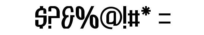 Komikazba Font OTHER CHARS