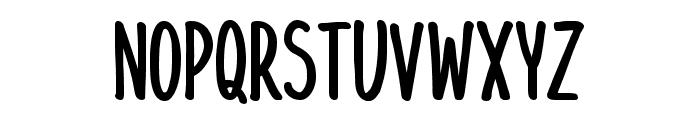KomixCon Bold Font UPPERCASE