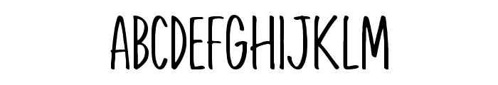 KomixCon Font UPPERCASE