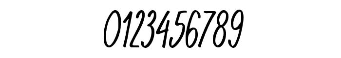 KomixConItalic Font OTHER CHARS
