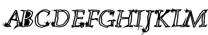 KonKhmer_S-Phanith4 Font UPPERCASE