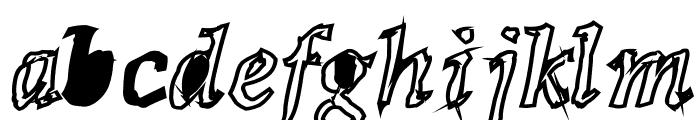 KonKhmer_S-Phanith4 Font LOWERCASE
