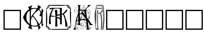 Konanur Regular Font OTHER CHARS