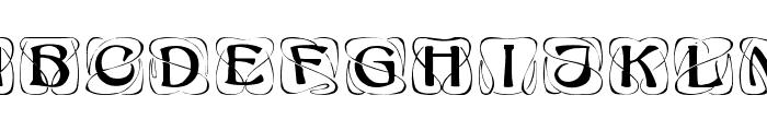 Konanur Regular Font UPPERCASE