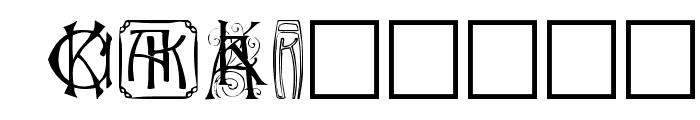 KonanurKaps Kaps:001.001 Font OTHER CHARS