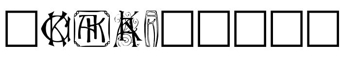 KonanurKaps Font OTHER CHARS