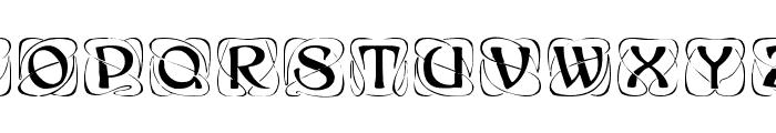 KonanurKaps Font UPPERCASE