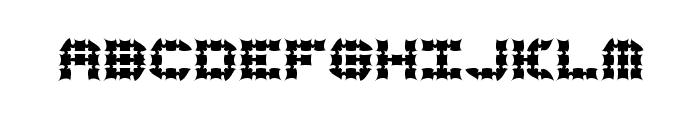 Konector Eerie -BRK- Font UPPERCASE