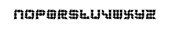 Konector Eerie -BRK- Font LOWERCASE