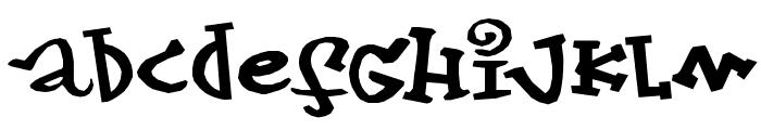 Konfekt Font LOWERCASE