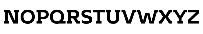 KontrapunktBob-Bold Font UPPERCASE