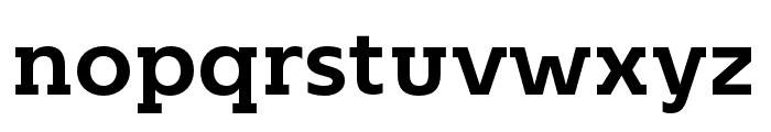 KontrapunktBob-Bold Font LOWERCASE