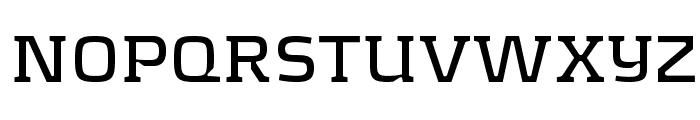 KontrapunktBold Font UPPERCASE