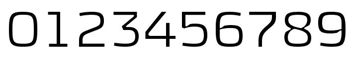 KontrapunktLight Font OTHER CHARS