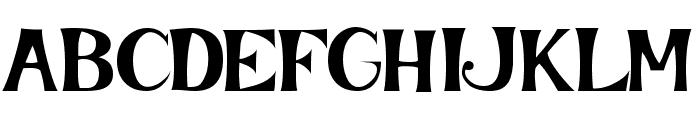 KookyKaps Font LOWERCASE