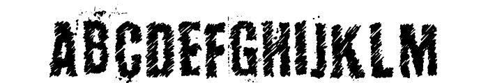 KopanyicaStrasse Font LOWERCASE