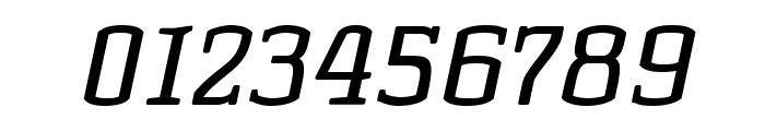KorneuburgSlabRegular-Italic Font OTHER CHARS