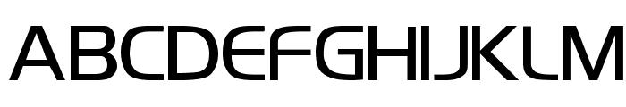 Koshgarian Regular Font UPPERCASE