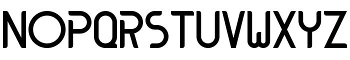 Kosova Font UPPERCASE